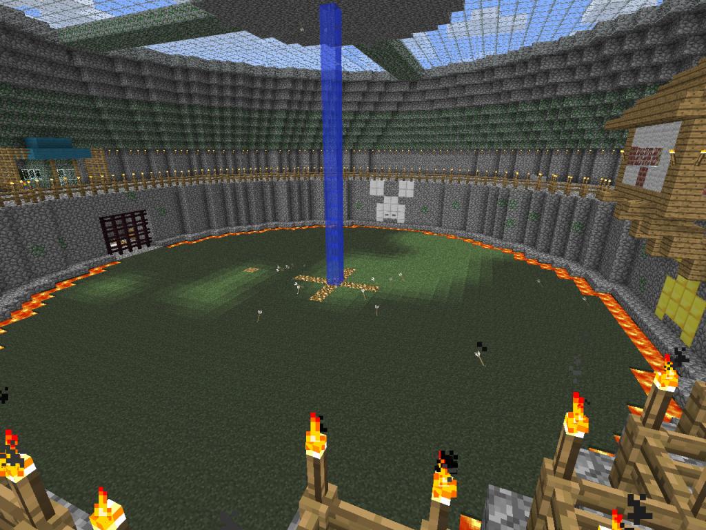 Mega arena