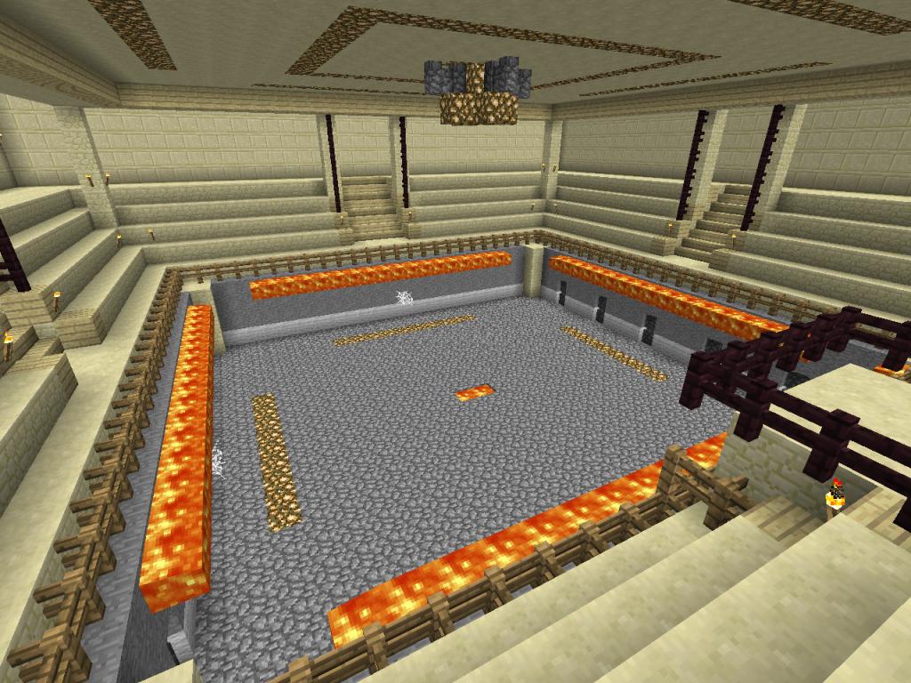 Hardcore arena