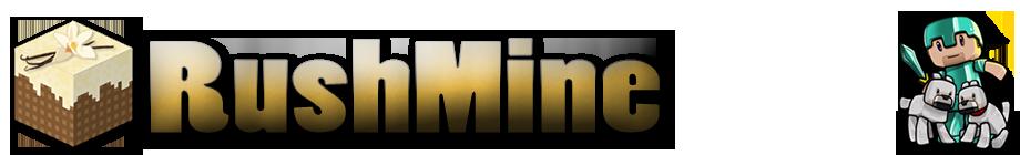 CZ/SK Minecraft – RushMine 1 Server, info o hre, návody, downloady